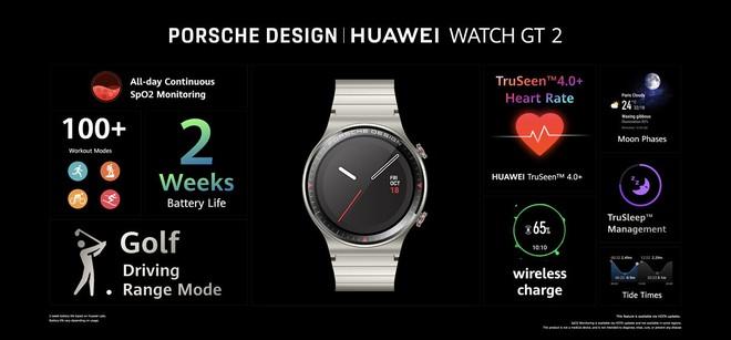 Huawei ra mắt bộ ba phụ kiện chanh sả cho Mate40: Watch GT 2 Porsche Design, tai nghe FreeBuds Studio, kính thông minh Gentle Monster - Ảnh 1.