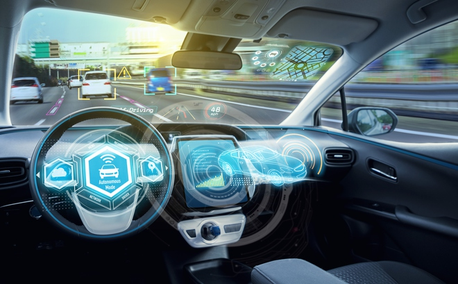 Lidar sẽ cho phép xe tự hành an toàn hơn.