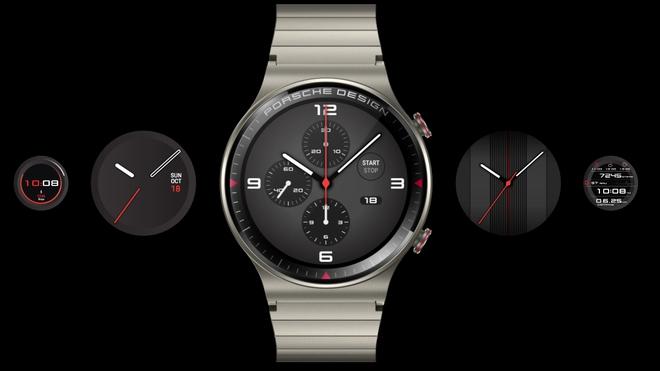 Huawei ra mắt bộ ba phụ kiện chanh sả cho Mate40: Watch GT 2 Porsche Design, tai nghe FreeBuds Studio, kính thông minh Gentle Monster - Ảnh 2.