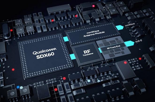 Apple vẫn tiếp tục dùng modem 5G của Qualcomm và dòng iPhone 2021 sẽ dùng modem chip Snapdragon X60 - Ảnh 1.