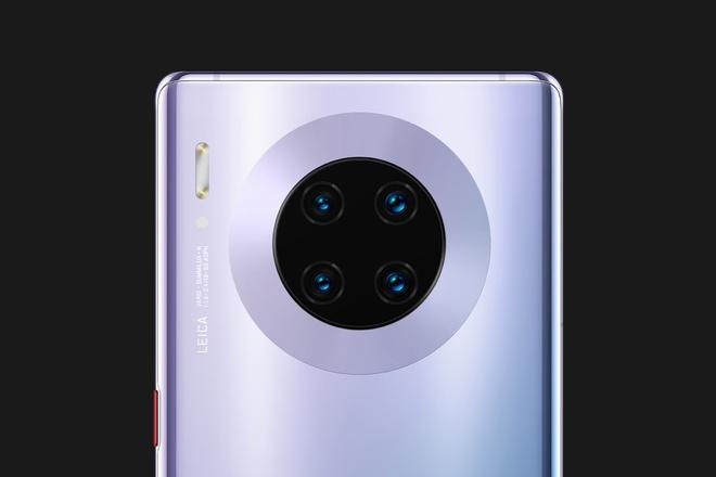 Huawei Mate30E Pro 5G ra mắt: Giống Mate30 Pro nhưng hiệu năng yếu hơn - Ảnh 3.