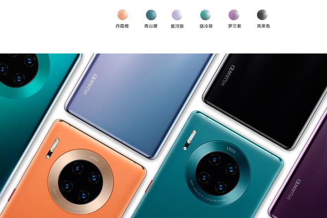 Huawei Mate30E Pro 5G ra mắt: Giống Mate30 Pro nhưng hiệu năng yếu hơn - Ảnh 7.