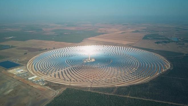 Ta có thể biến sa mạc Sahara thành nhà máy năng lượng mặt trời lớn nhất thế giới không? - Ảnh 3.