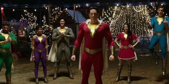 Shazam 2 có thể sẽ có bộ ba nhân vật phản diện mới - Ảnh 2.