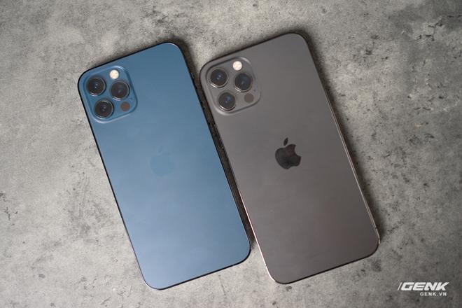 Cảm nhận nhanh về iPhone 12 Pro: Đẹp, nhưng không đáng tiền - Ảnh 6.