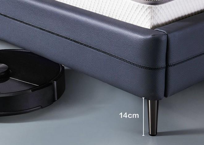 Xiaomi ra mắt giường điện thông minh Milan 8H Pro, hỗ trợ điều khiển bằng giọng nói, cải tiến chuyển động nâng hạ - Ảnh 6.