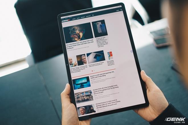 Đánh giá Galaxy Tab S7+: Hoàn toàn có cửa cạnh tranh với iPad - Ảnh 16.