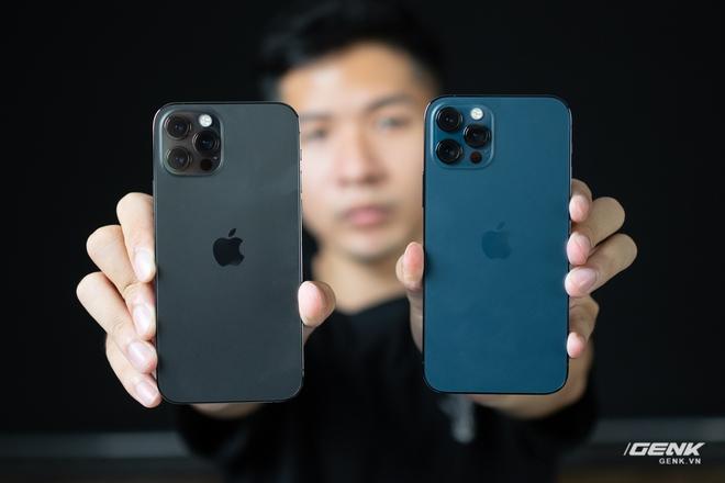 So sánh 2 màu đẹp nhất trên iPhone 12 Pro: Đen Graphite và Xanh Pacific - Ảnh 7.
