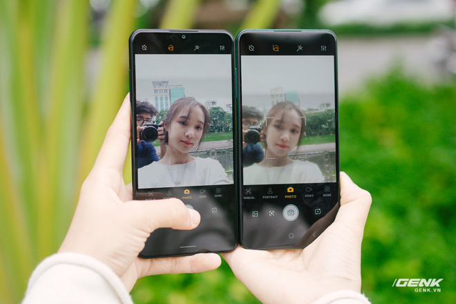 So sánh camera selfie Vsmart Aris Pro và Aris: Phần mềm liệu đủ để bù đắp hạn chế phần cứng? - Ảnh 4.