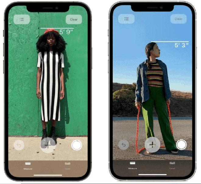 Không hề viển vông như nhiều người tưởng, cảm biến LiDAR trên iPhone 12 Pro cực hữu ích với ngành thời trang - Ảnh 1.