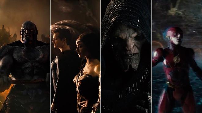 Fan hâm mộ đang rất mong chờ ngày Zack Snyder lấy lại thể diện cho Justice League và cả DCEU.