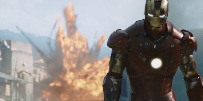Bộ giáp sắt trong Iron Man 1 khiến Robert Downey Jr. mù dở, cứ đội mũ lên là không thấy gì xung quanh - Ảnh 2.