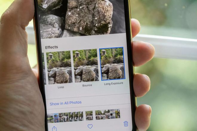 Cách chụp ảnh phơi sáng cực ảo diệu với iPhone mà không cần phụ kiện và ứng dụng ngoài - Ảnh 6.