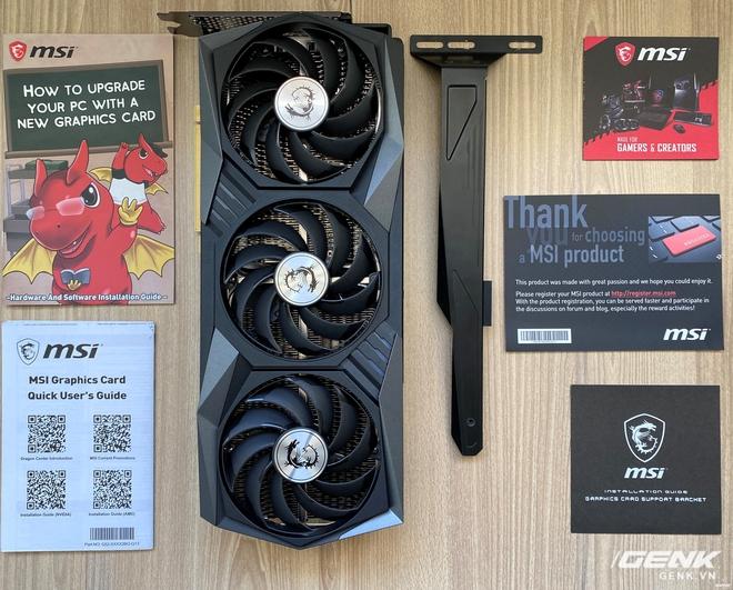 Đánh giá MSI GeForce RTX 3090 Gaming X TRIO: Khi sức mạnh của card đồ họa đã được đẩy đến giới hạn - Ảnh 2.