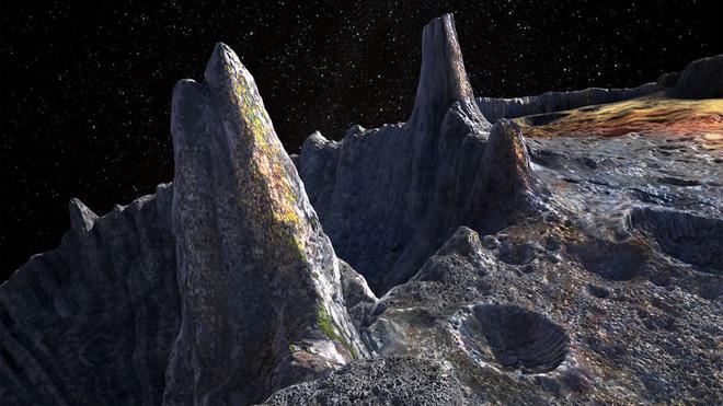 Các nhà khoa học công bố phát hiện thú vị về tiểu hành tinh trị giá 10.000 triệu tỉ USD - Ảnh 2.