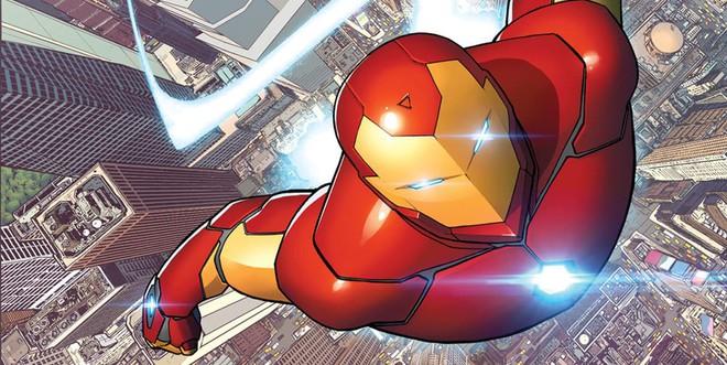 Hồ sơ siêu anh hùng: Iron Man - gã tỉ phú lắm tài nhiều tật, không cần siêu năng lực cũng khiến người khác phải nể sợ - Ảnh 1.
