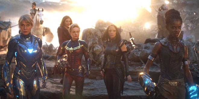 Letitia Wright tiết lộ rằng sẽ có một bộ phim về Avengers dành cho các nữ siêu anh hùng - Ảnh 1.