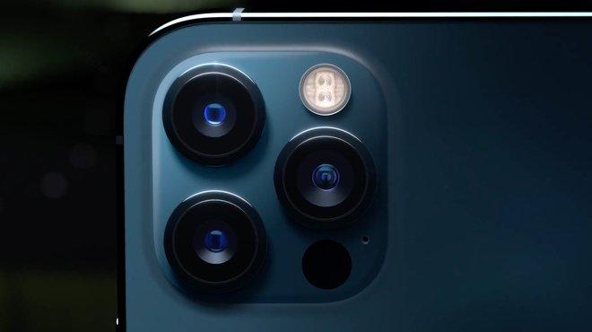 Camera trên iPhone 12 Pro Max: đòn tấn công nghiêm túc của Apple vào máy ảnh mirrorless - Ảnh 1.