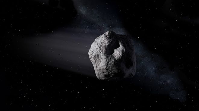 Con người sẽ có kết cục như loài khủng long, khi tiểu hành tinh Apophis đâm vào Trái Đất? - Ảnh 2.
