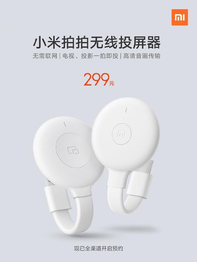 Xiaomi ra mắt thiết bị giúp truyền hình ảnh từ PC lên màn hình lớn: Full HD, giá 1 triệu đồng - Ảnh 4.