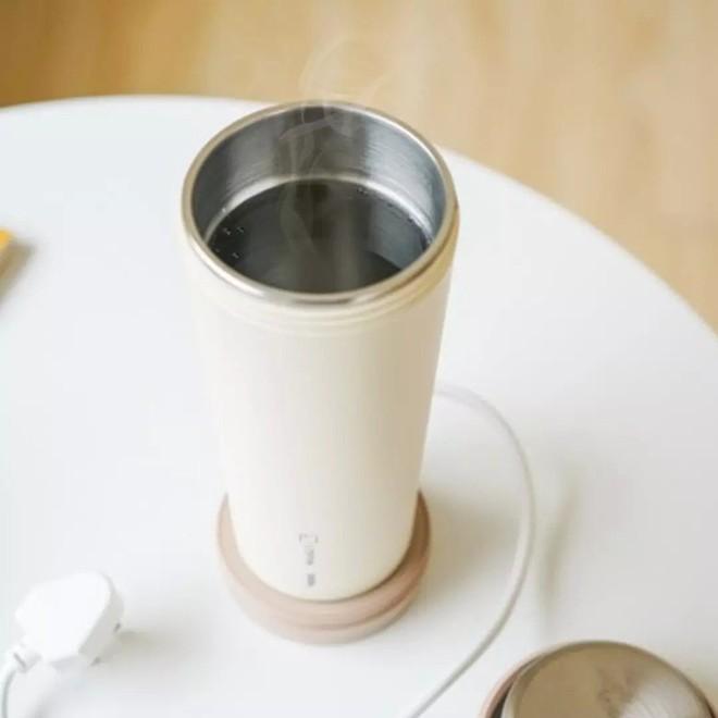 Xiaomi ra bình giữ nhiệt tích hợp đun nước: Công suất 400W, giá chỉ 270.000 đồng - Ảnh 4.