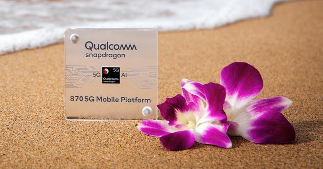 OPPO sắp ra mắt flagship dùng chip Snapdragon 870 - Ảnh 1.