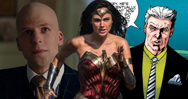 Wonder Woman 1984: Dự đoán những nhân vật phản diện khác của DC có thể xuất hiện - Ảnh 1.