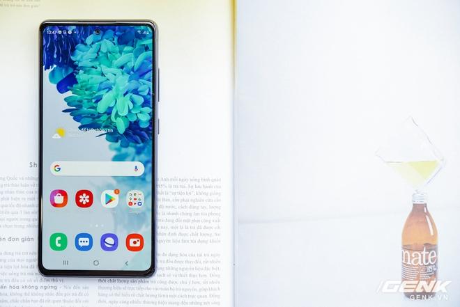 Cận cảnh chiếc điện thoại flagship Galaxy S20 dành riêng cho fan của Samsung: 16 triệu đồng cho trải nghiệm cao cấp là hoàn toàn có thể - Ảnh 11.
