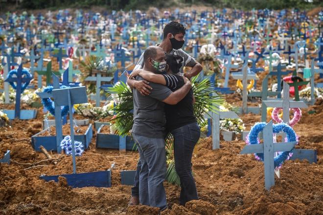 Thảm họa trong một thành phố ở Brazil, nơi COVID-19 không còn vật chủ để lây vì 44 - 66% dân số đều đã nhiễm - Ảnh 1.