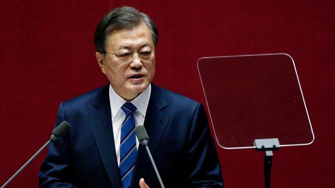 Hàn Quốc cùng Nhật Bản cam kết trở thành quốc gia không xả khí thải carbon vào năm 2050 - Ảnh 1.