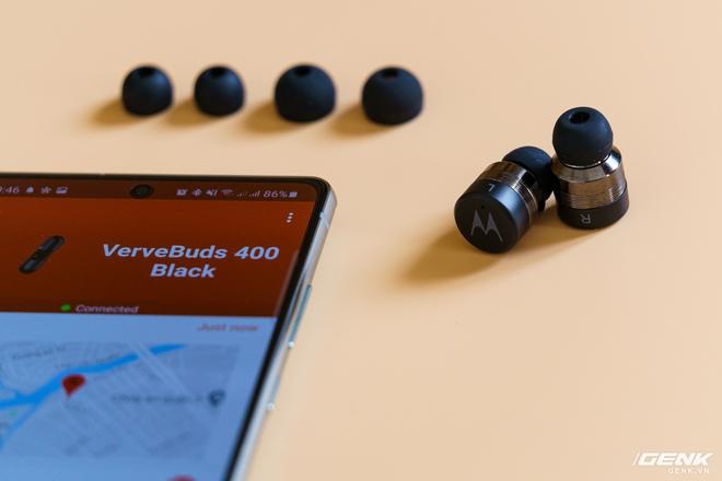 Trải nghiệm Motorola VerveBuds 400: hello hội thích bass - Ảnh 8.