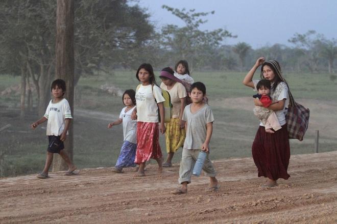 Sau 16 năm hòa nhập với xã hội văn minh, thân nhiệt của thổ dân Amazon giảm 0,5 độ C - Ảnh 2.