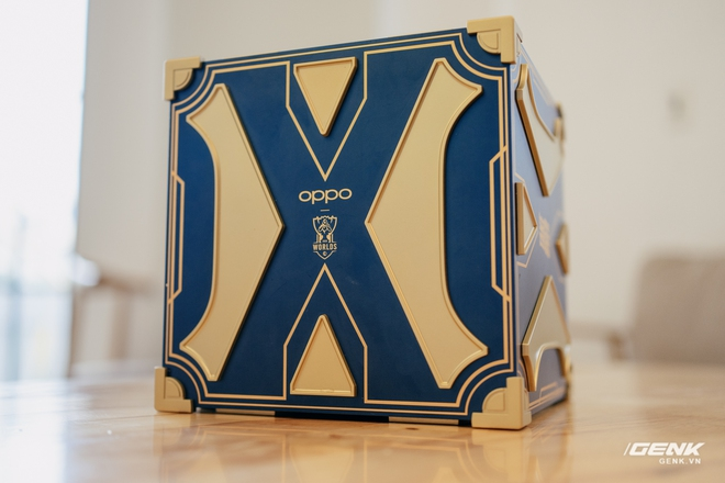 Trên tay OPPO Find X2 phiên bản Liên Minh Huyền Thoại đặc biệt, bán giới hạn chỉ 3000 chiếc - Ảnh 1.