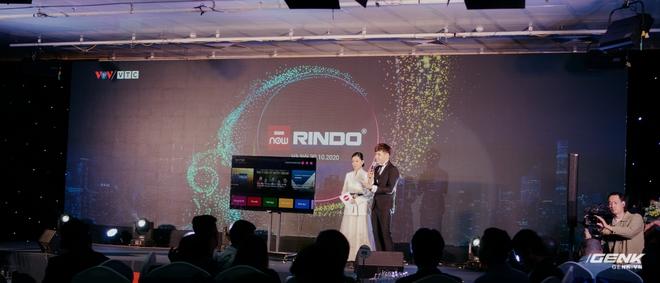 VTC lấn sân ra mắt TV thông minh: thương hiệu mới nhưng ra hẳn TV 82 inch 4K, dùng công nghệ DLED - Ảnh 1.