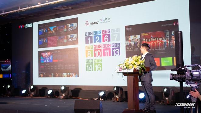 VTC lấn sân ra mắt TV thông minh: thương hiệu mới nhưng ra hẳn TV 82 inch 4K, dùng công nghệ DLED - Ảnh 2.