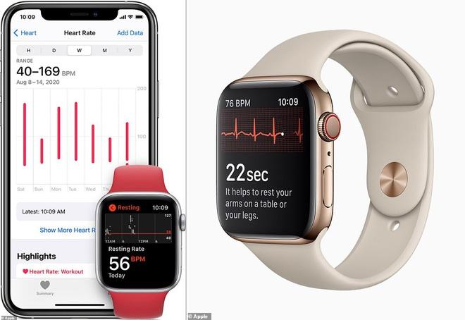 Apple Watch tạo dương tính giả, có thể làm đến 90% người nhận được cảnh báo tưởng mình mắc bệnh tim - Ảnh 2.