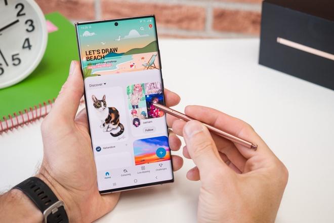 Samsung đang phát triển Galaxy S21 5G hỗ trợ bút S Pen, có thể thay thế dòng Galaxy Note - Ảnh 1.