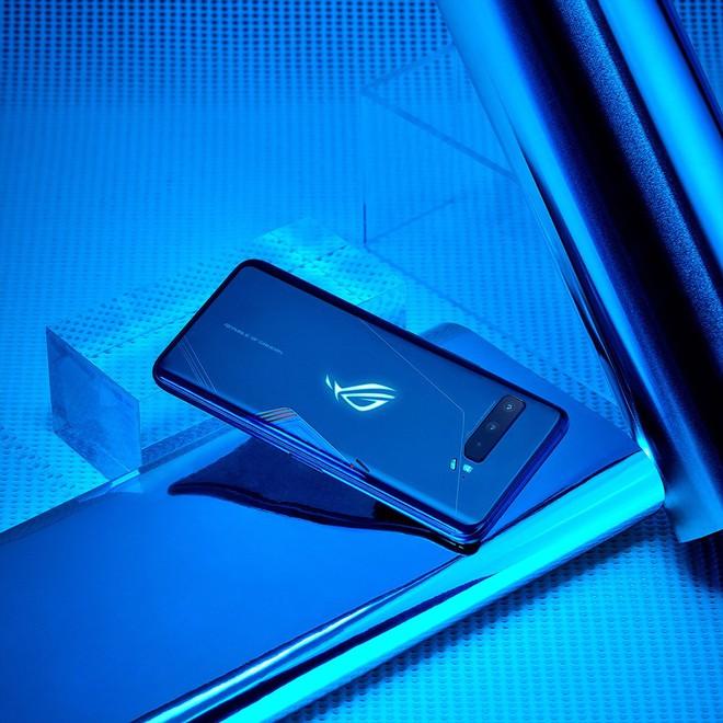 ASUS ra mắt thế hệ gaming phone ROG Phone 3 tại VN, giá 23 triệu đồng - Ảnh 4.