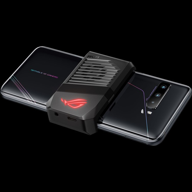 ASUS ra mắt thế hệ gaming phone ROG Phone 3 tại VN, giá 23 triệu đồng - Ảnh 5.