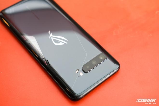 ASUS ra mắt thế hệ gaming phone ROG Phone 3 tại VN, giá 23 triệu đồng - Ảnh 3.