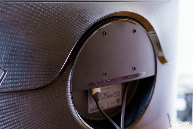 Trên tay và trải nghiệm nhanh Odyssey G5: màn hình cong chuyên game 144 Hz, tốc độ đáp ứng 1ms từ Samsung - Ảnh 6.