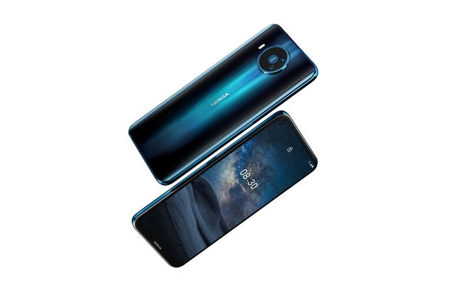Nokia 8.3 5G ra mắt tại VN: Snapdragon 765G, camera 64MP, hỗ trợ 5G, giá 12.9 triệu đồng - Ảnh 1.