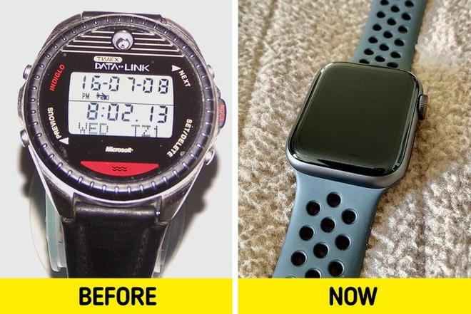 Ngỡ ngàng với phiên bản đầu của những món đồ công nghệ phổ biến ngày nay - Cặp đôi thứ 5 khác nhau tới mức không tưởng - Ảnh 7.