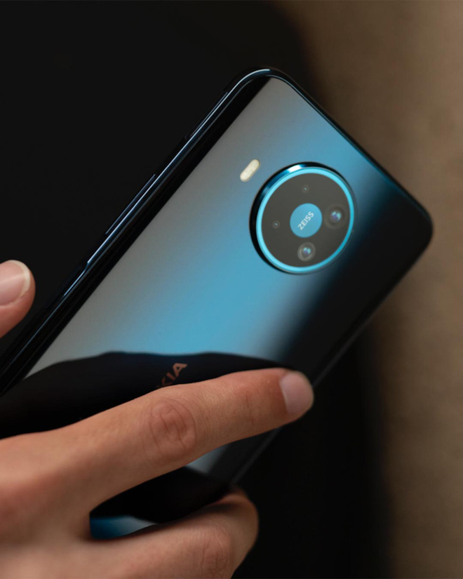 Nokia 8.3 5G ra mắt tại VN: Snapdragon 765G, camera 64MP, hỗ trợ 5G, giá 12.9 triệu đồng - Ảnh 4.