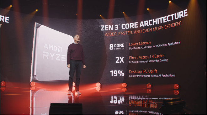 AMD chính thức hé lộ Ryzen 5000 Series: Hiệu năng cực mạnh, đả bại CPU chơi game tốt nhất thế giới của Intel - Ảnh 1.