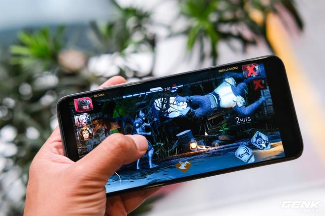 Trên tay Xiaomi Mi 10T Pro 5G: Mặt lưng bóng bẩy, màn LCD 144Hz, cấu hình mạnh dư sức chơi Genshin Impact mức cao nhất - Ảnh 19.