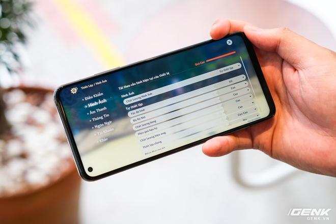 Trên tay Xiaomi Mi 10T Pro 5G: Mặt lưng bóng bẩy, màn LCD 144Hz, cấu hình mạnh dư sức chơi Genshin Impact mức cao nhất - Ảnh 22.