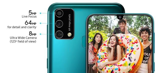 Galaxy F41 ra mắt: Smartphone đầu tiên thuộc dòng F, giá 5.4 triệu đồng - Ảnh 2.