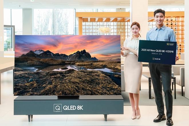 Tháng 9: dấu ấn khẳng định vị thế của Samsung, tiếp tục là thương hiệu TV lớn nhất thế giới suốt 14 năm liên tiếp - Ảnh 1.