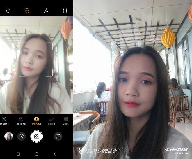 So sánh camera selfie Vsmart Aris Pro và Aris: Phần mềm liệu đủ để bù đắp hạn chế phần cứng? - Ảnh 7.